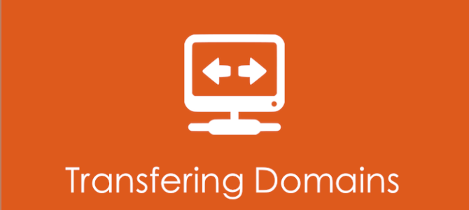 Transferring domain name of your music website