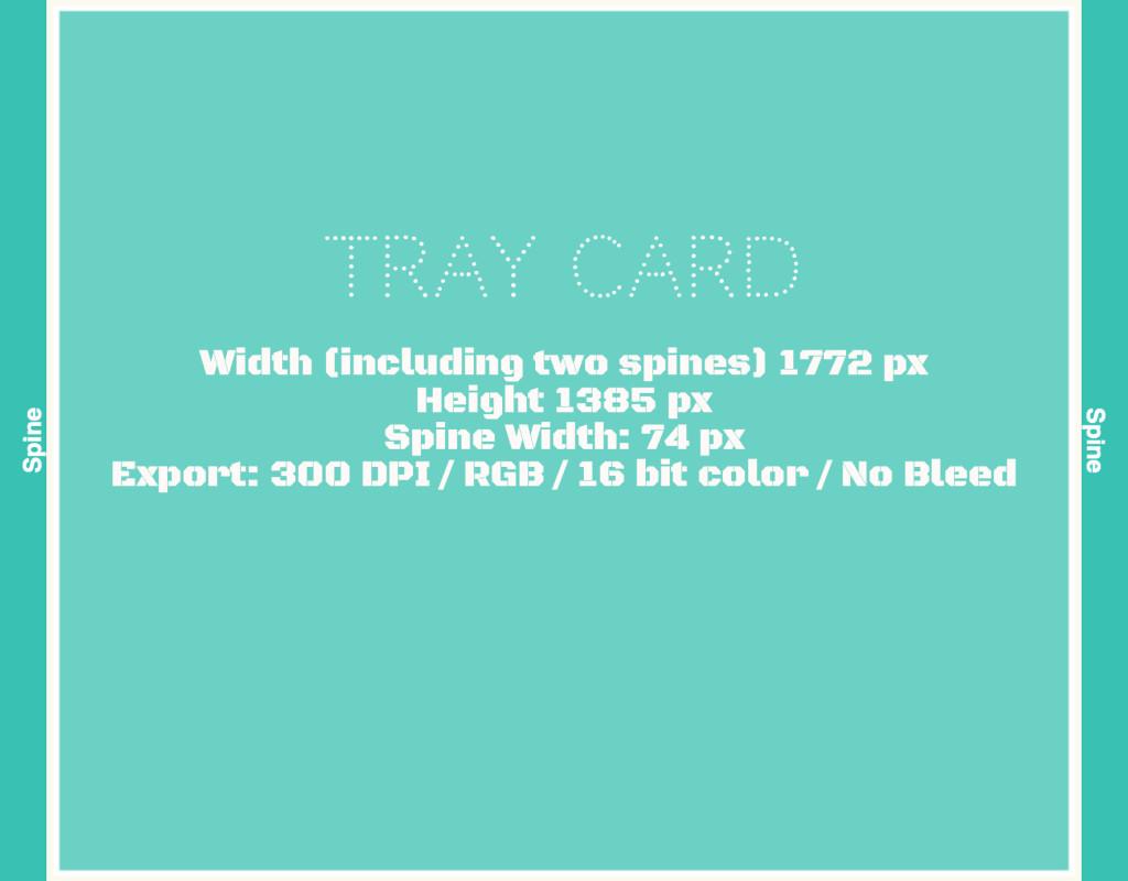 Traycard